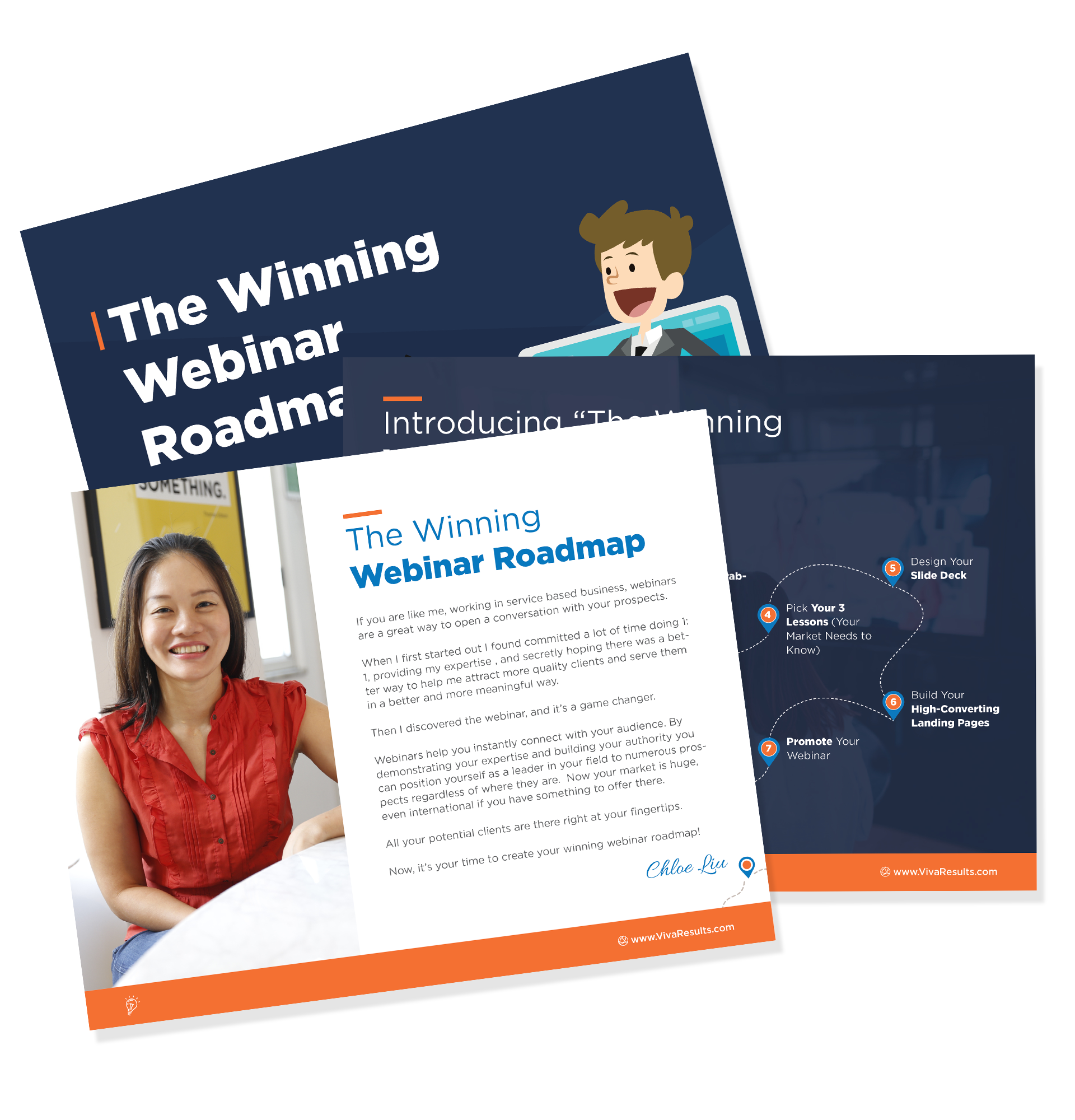 Winning Webinar Roadmap