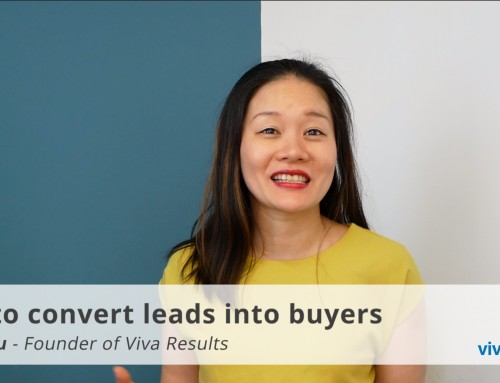 How to convert leads into buyers